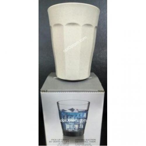Стакан с присоской icecool suction cup