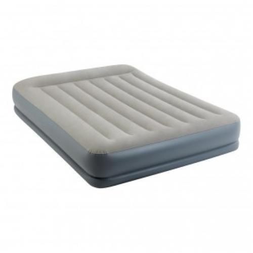 Надувная двуспальная кровать INTEX 152 х 203 х 30 см
