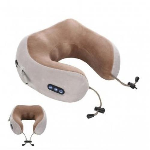 Подушка u shaped massage pillow