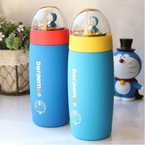 Термос Doraemon с игрушкой 350 мл