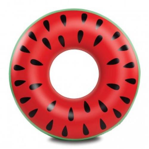 Надувной круг арбуз 120 см