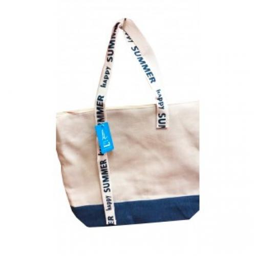 Пляжная сумка Happy summer