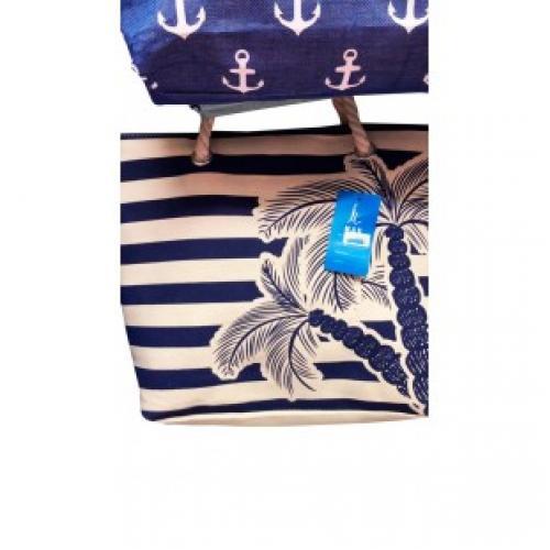 Пляжная сумка Пальмы