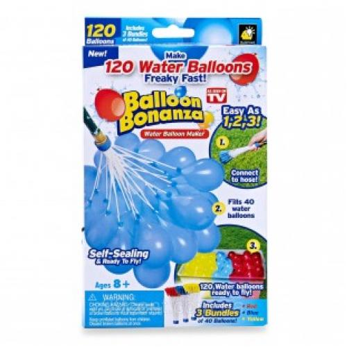 Водяные шары balloon bonanza