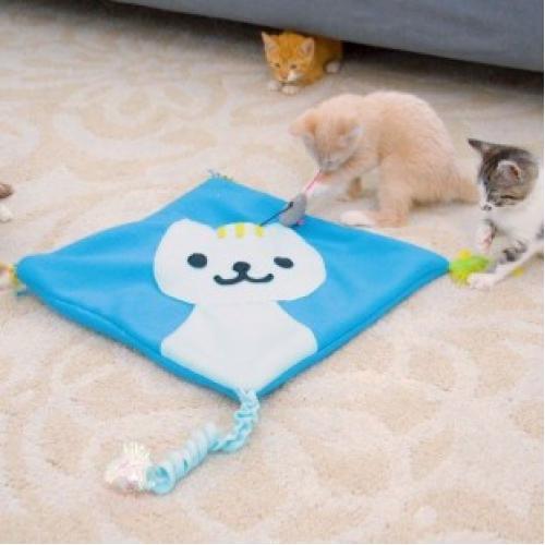 Игровой коврик для кошки Kitty Cat Mat