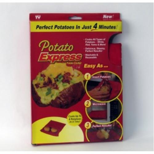 Мешочек для запекания картошки Potato Express