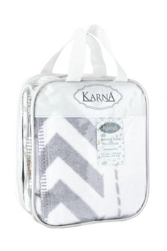 "Плед KARNA хлопок ""FRINENDY"" 90x120 см"