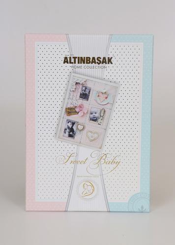 """Постельное белье """"Altinbasak"""" для новорожденных GULUCUK"""