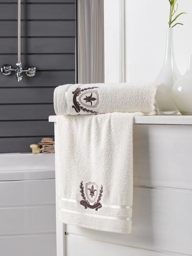 Комплект махровых полотенец PATARA 50x90-70х140 см