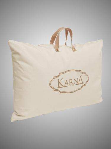 "Подушка ""KARNA"" натуральный хлопок (50х70) см"