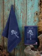 Полотенце махровое в коробке ROTA (50x90) см