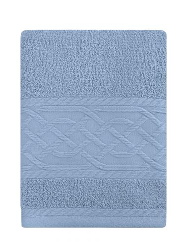 "Полотенце махровое ""KARNA"" с жаккардом GRAVIT 50x90 см 1/1"