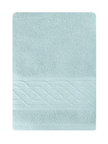 "Полотенце махровое ""KARNA"" с жаккардом GRAVIT 70x140 см 1/1"
