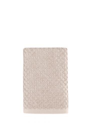 """Полотенце махровое """"KARNA"""" с жаккардом DAMA 50x90 см 1/1"""