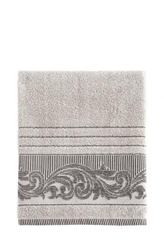 Полотенце махровое с жаккардом MERVAN 50x90 см 1/1