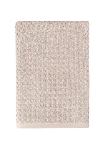 """Полотенце махровое """"KARNA"""" с жаккардом DAMA 90x180 см 1/1"""