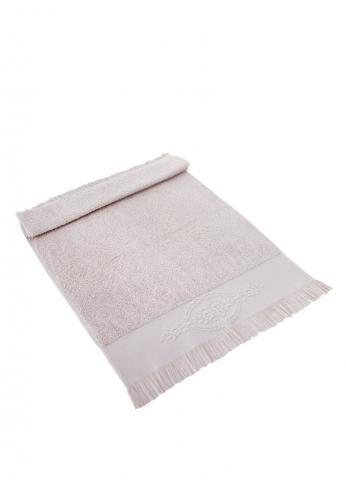 Полотенце махровое с бахромой DIVA 50x90 1/1