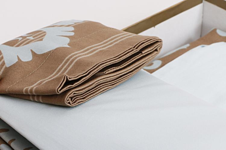 Постельное белье BAROK cатин ( Eвро )