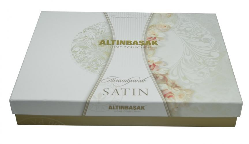 Постельное белье ELVIN Сатин ( Eвро )
