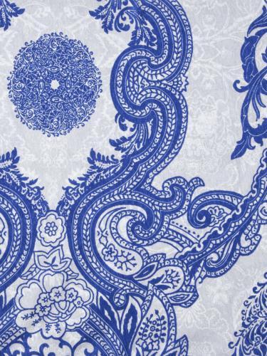 Постельное белье трикотажное Евро LAMAR