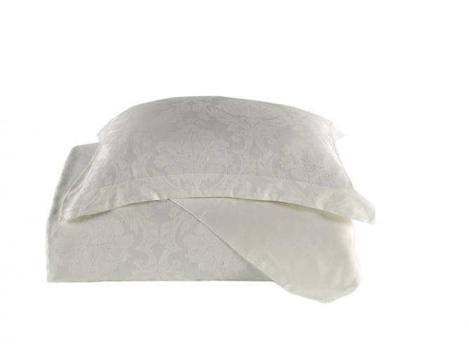 Постельное белье сатин с жаккардом VALERI (Eвро)