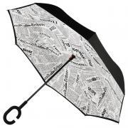 Зонт наоборот Буквы