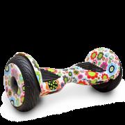 Гироскутер Smart Balance flower 10