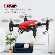 Квадрокоптер с камерой LF606