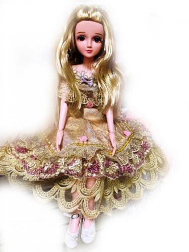 Шарнирная кукла BJD Dolls 60 см